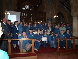 Ventnor Commissioning of Isle of Wight Street Pastors